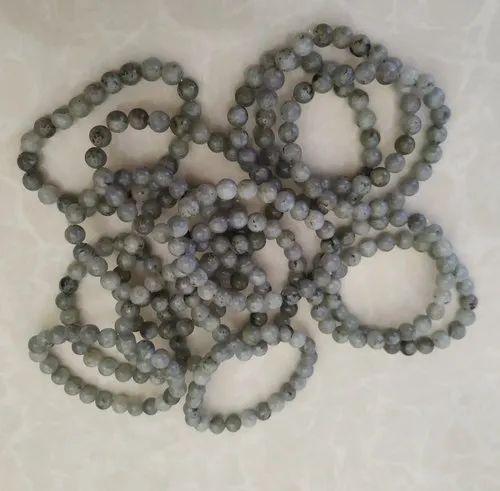 Bracelet Labradorite 8 mm.