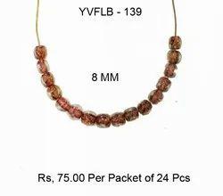 Lampwork Fancy Glass Beads - YVFLB-139