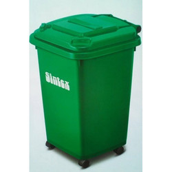 Sintex Dustbin with Wheel