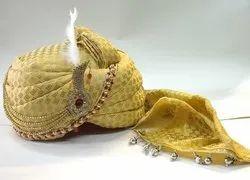 Groom Safa Pagdi Turban for Wedding