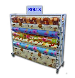 fabric roll display Stand