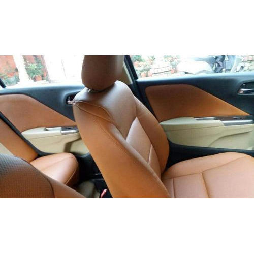 Skin Fit Car Seat Cover At Rs 8500 Set Elegant Seat Covers Seat
