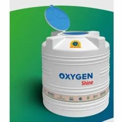 Oxygen Shine Triple Layer Antibacterial 5000 Ltr Water Tank