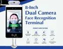 Thermal Face recognition terminal with attendance
