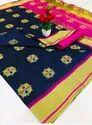 Mina-Mina STF-1020 Banarasi Silk Saree