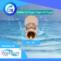 Fountain Bubbler Jet Nozzle, Geyser Jet Nozzle - HA-253