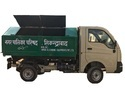 Speed Closed Body Garbage Tipper, Gvw ( Gross Vehicle Weight): 0 - 3 Tons, Model: Tippy2.5