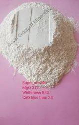 Talc Powder Dust