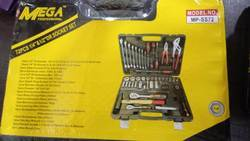 Mega 72 Pcs Tool Kit