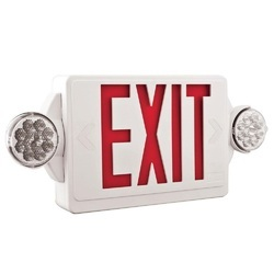 Emergency Exit Light Signage