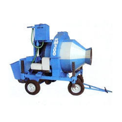 Reverse Drum Mixer RM300 Reversible Drum Mixer, For Industrial