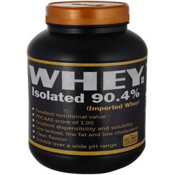 Ankerite Whey Isolated, Packaging Type: Plastic Container