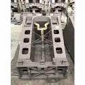Cast Iron Machine Tool Bed Casting
