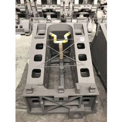 Cast Iron Machine Tool Bed Casting