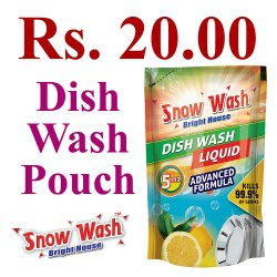 Liquid Dish Wash Soap