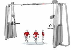 Adjustable Cable Crossover Machine