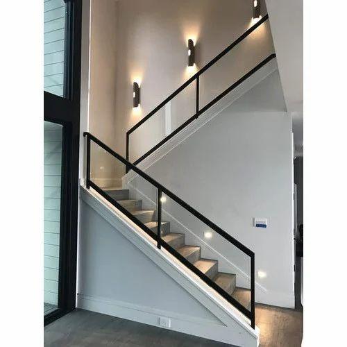 Panel Glass Railing, Rs 200 /square Feet, M. K. Glass
