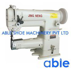 Jingneng Cylinder Bed Compound Feed Luggage Sewing Machine