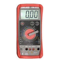 KM-6030 Digital Multimeter With Terminal Locking System