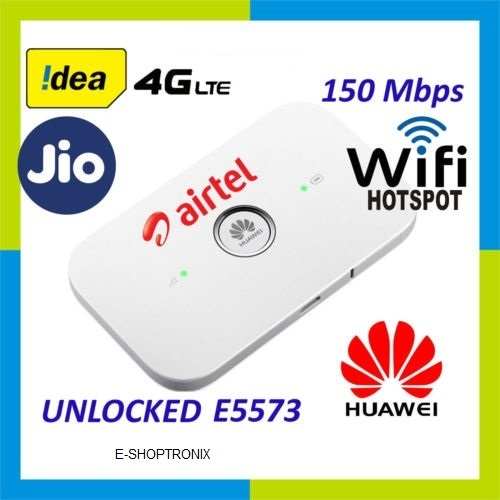 IT Products - Unlocked Airtel Huawei B310-927 4G Fct with