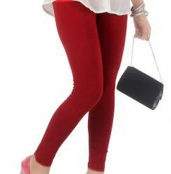 Escone Black Comfort Ladies Leggings, Size: XL and XXL