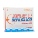 Amoxapine Tablet, 10 X 10 Tablets, Packaging Type: Strips