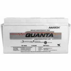 Warranty: 24 Months Amaron Quanta VRLA 12V 65AH