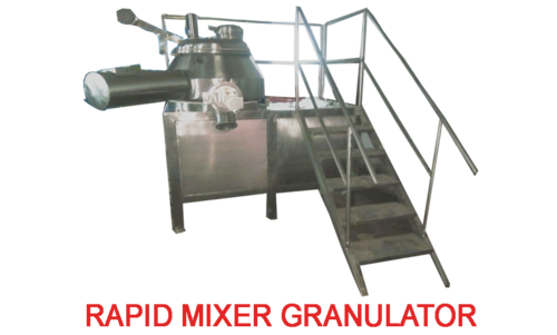 Tablet Line - Fluid Bed Dryer Manufacturer from Mumbai