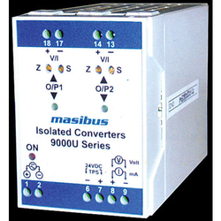 Masibus Make Signal Isolators