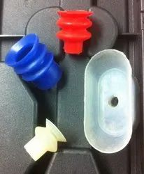Silicone Suction Cup & Bellow