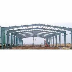 Steel Peb Structural Shed