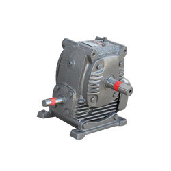 Adaptable Worm Reduction Gearbox