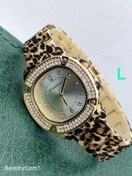 Ladies Diamond Designer Watch