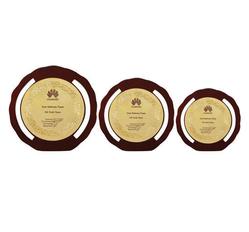 Three Sizes Wooden Trophy