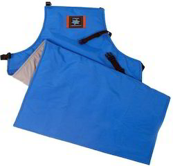 Plain Cotton Cryogenic Apron