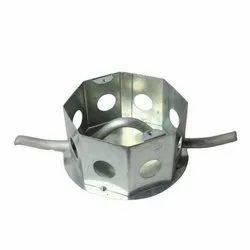 Galvanized Iron GI Ceiling Fan Box