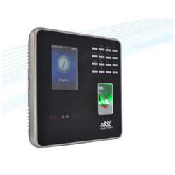 Multi Biometric Time Attendance and Access Control System