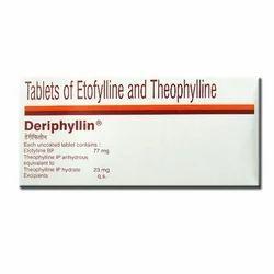 Deriphyllin , Etofylline / Etophylline Theophylline