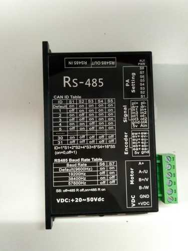 Modbus Communication Stepper Driver