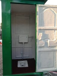 FRP Prefabricated Indian Toilet MTC