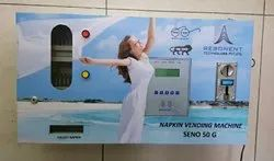 Sanitary Pad Vending Machine - Seno 50 B