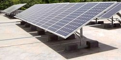 Residential Solar Power Plant