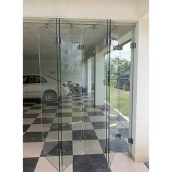 Folding Toughened Glass Door