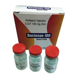 Amikacin 100 Mg Injection