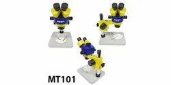 PROFESSIONAL MICROSCOPE BABA MT-101