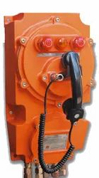 Powered Mixer Flameproof Telephone System, Packaging Type: Carton