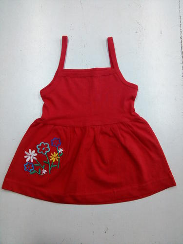 8d3abbf65 Cotton Regular Wear Baby Girl Frock
