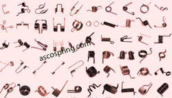 Wire Torsion Springs