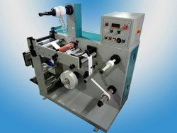 BARCODE LABEL PUNCHING MACHINE
