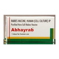 Abhayrab Vaccine (Rabies Vaccine)